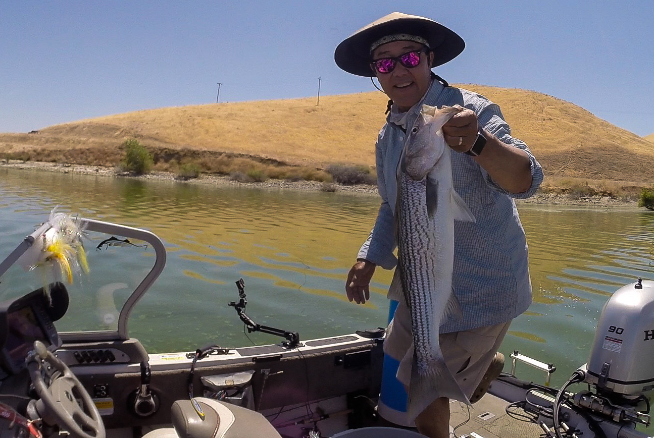 Bass 1 of 1 6 for San luis reservoir fishing report 2017